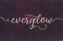 Everglow Script Font Duo Product Image 4