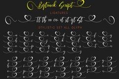 Bqtrack Calligraphy Script Font Product Image 4
