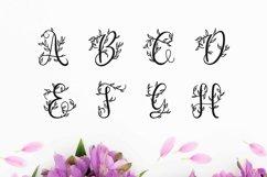 Flourish Monogram Product Image 5