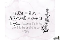 BrookHaven - a smooth handwritten script font Product Image 3