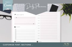 Daily Planner Canva Template for Printable Products Product Image 3