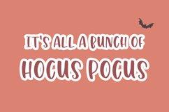 Pumpkin Chunk Sans Font Product Image 3