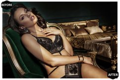 10 Boudoir Photoshop Actions And ACR Presets, Sexy Theme Product Image 5