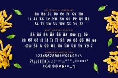 Web Font Tarzan - Display Font Product Image 3