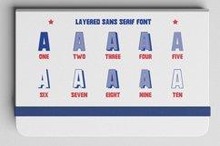 Frat Font - Modern Uppercase Sans Serif Product Image 2
