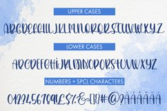 Abnormality An Upper Case and Script Font Product Image 6