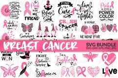 Breast Cancer SVG Bundle Product Image 2