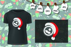 Santa cam svg, santa cam clipart, elf cam svg, elf watch Product Image 1