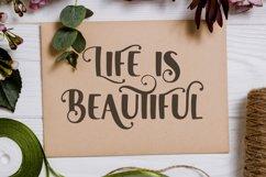 Beauty Florist Font Product Image 5