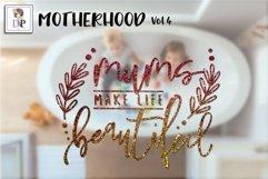 Motherhood v4 Bundle Photo Overlays Social Media Canva Photo Product Image 4