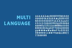 Blue Lagoon font Product Image 5