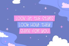 Constellation Font Product Image 2