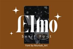 Elmo | Modern Serif Product Image 1