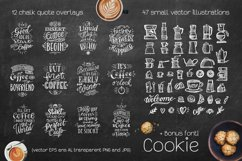 Coffee Chalk Letterings Product Image 2