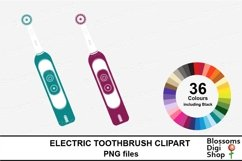 Electric Toothbrush Clipart Product Image 1