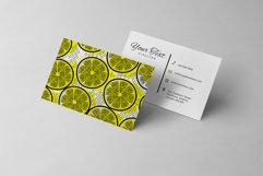 CITRUS lemonade patterns Product Image 2