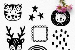 BUNDLE! Scandinavian Style Animal Bundle - SVG Cut Files Product Image 3
