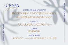 Utopia Skylark - Font Duo Product Image 4