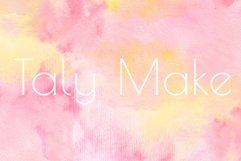 Abstract watercolor gradient texture backgrounds Product Image 2