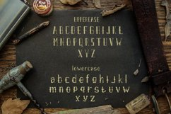 Airpena Rustic Font Product Image 2
