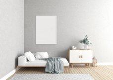 Interior mockup bundle - blank wall mock up Product Image 2