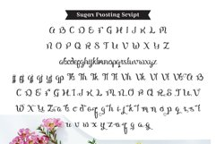 Sugar Frosting Font Trio Product Image 2