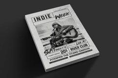 Indie Week Flyer Product Image 2