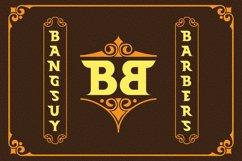 Barong Font and Bonus Product Image 3