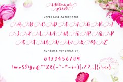 Millenial Script Modern Calligraphy Product Image 5