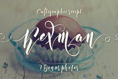 Kexman font + Cupcake photos Product Image 1
