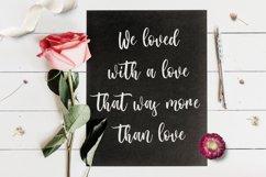 Wedding Script Font - Renatta Victorina Product Image 5