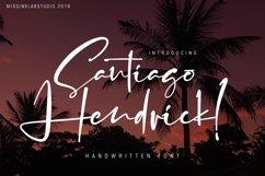 Santiago Hendrick Product Image 1