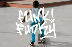 Flim Flom - Graffiti Font Product Image 5