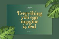 Loistave - elegant serif Product Image 3