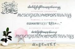 Sweetie Almeera Font Duo Product Image 2