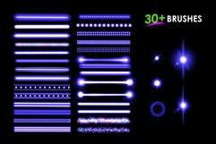 Procreate Neon Brushes Product Image 2