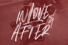 Alosia SVG Brush Font Free Sans Product Image 3