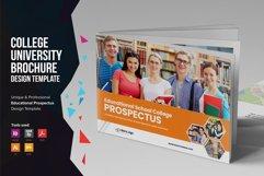 Education Prospectus Brochure v6 Product Image 1
