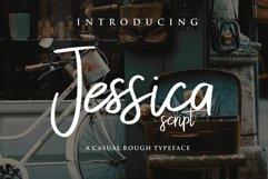 Web Font Jessica Script Product Image 1