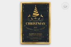 Christmas Invitation Template V1 Product Image 5