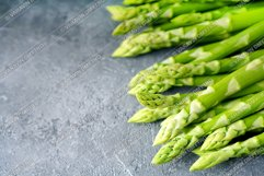 Asparagus background Product Image 1