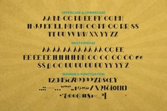 Web Font Montana Font Product Image 4