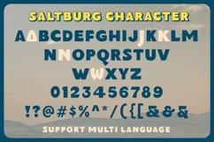 Saltburg - Organic Sans Serif Product Image 5
