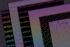Rainbow Glitter Patterns Product Image 2