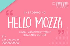 Hello Mozza Product Image 1