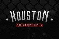 Houston Font Family Product Image 1