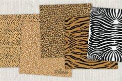 """Digital Paper Pack """"Africa Skins"""" Set 02 Product Image 3"""