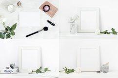 The White Rose Mockups Bundle Product Image 3