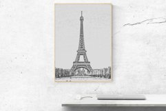 Pencil Sketch Photoshop Action Product Image 7