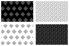 25 unique Hand Drawn Patterns Product Image 8